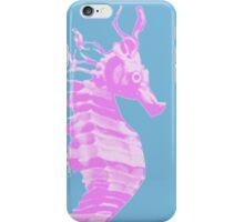 pink ponyfish iPhone Case/Skin