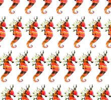 crayon ponyfishes Sticker
