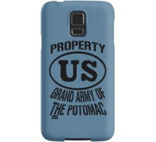 Property Grand Army of The Potomac Samsung Galaxy Case/Skin