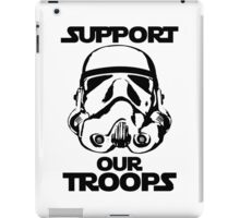 Support our Troops Star Wars iPad Case/Skin