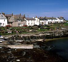 Craster, Northumberland by newbeltane