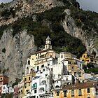 AMALFI, ITALY by Edward J. Laquale