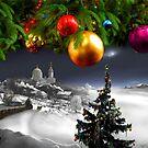 Christmas Night by Igor Zenin