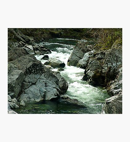 Rippling Waters Photographic Print