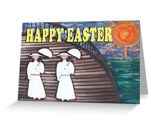 EASTER 24 Greeting Card