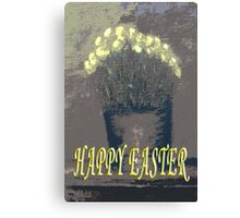 EASTER 25 Canvas Print