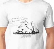 Bomb The World With Seeds Unisex T-Shirt