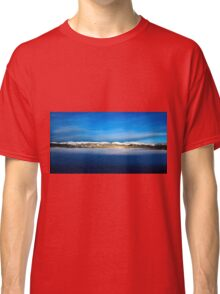 Floating Mountains Classic T-Shirt