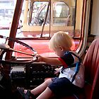 All Aboard!!!  - Cor they don't half recruit them young these days  by Dikkidee