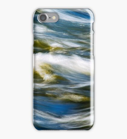 Waves Abstract iPhone Case/Skin