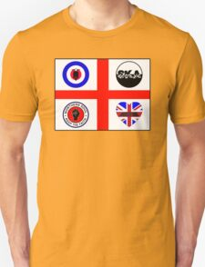 Brit music (60s & 70s) T-Shirt