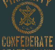 Property Confederate States Navy Light Design by ZeroAlphaActual