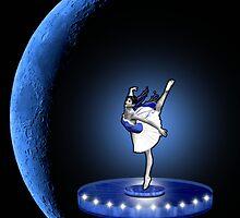 Moon dancer by CheyenneLeslie Hurst