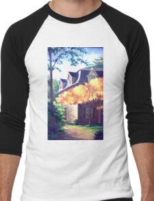 Boston House Men's Baseball ¾ T-Shirt