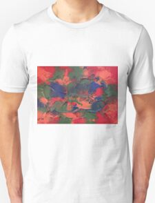 """""""Orchestral"""" original abstract artwork by Laura Tozer Unisex T-Shirt"""