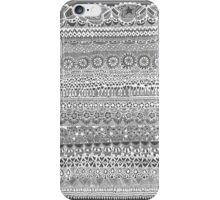 Layer Cake Grey iPhone Case/Skin