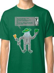 Robot Pimp Inc. - Line 10 Classic T-Shirt