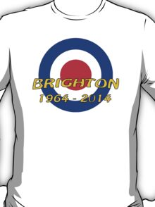 Brighton - 50th anniversary T-Shirt