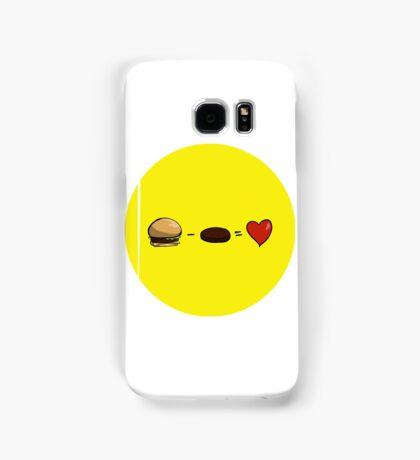 Vegetarianism Samsung Galaxy Case/Skin