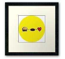 Vegetarianism Framed Print