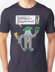Robot Pimps Inc.  - Line 20 - Dark T-Shirt