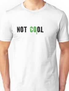 Global warming [not cool] T-Shirt