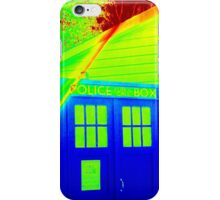 T.A.R.D.I.S. Rainbow iPhone Case/Skin