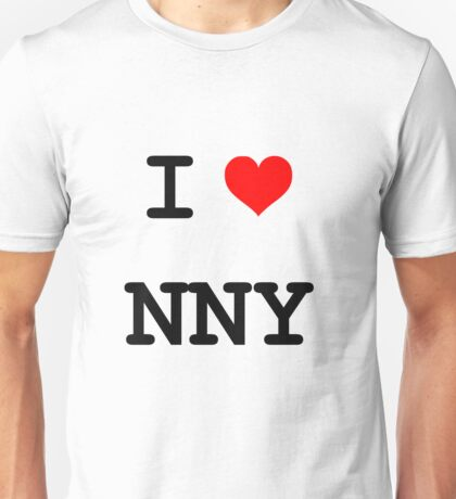 new york to the power of 15. Unisex T-Shirt