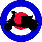 Lambretta Scooter target - Mods by masterchef-fr