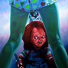 """Chuckie"" by Max  Marin"