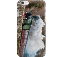 LNER B1 Class Mayflower iPhone Case/Skin