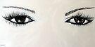 Eyes/Black by ChristineBetts