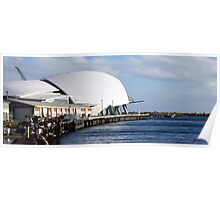 Fremantle Maritime Museum Poster