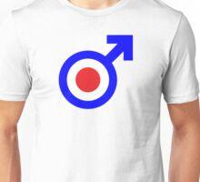 Male Mod Unisex T-Shirt