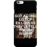 Blank SpaceXHenry VIII Crossover iPhone Case/Skin