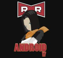 Dragonball Z Android 17 by Michael Daly