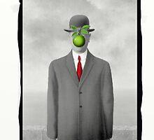 Son Of Man  by david michael  schmidt