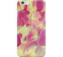 """Wildfire"" original abstract artwork by Laura Tozer iPhone Case/Skin"