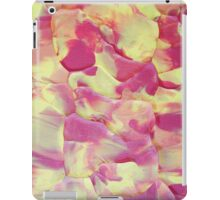 """Wildfire"" original abstract artwork by Laura Tozer iPad Case/Skin"