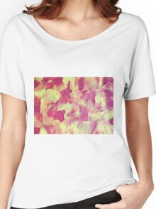 """Wildfire"" original abstract artwork by Laura Tozer Women's Relaxed Fit T-Shirt"