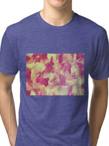 """""""Wildfire"""" original abstract artwork by Laura Tozer Tri-blend T-Shirt"""