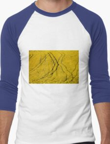yellow fields Men's Baseball ¾ T-Shirt