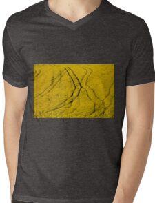 yellow fields Mens V-Neck T-Shirt