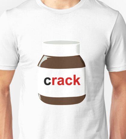 Chocolatey Crack Unisex T-Shirt