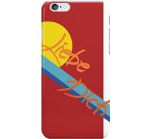 Liebe Dich (Love you) iPhone Case/Skin