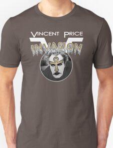 Vincent Price Invasion T-Shirt