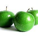 Apples by Amanda White