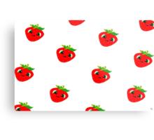 Berry Berry Cute  Metal Print