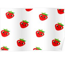 Berry Berry Cute  Poster