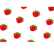 Berry Berry Cute  Photographic Print